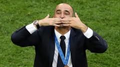 Роберто Мартинес подписа нов договор с Белгия