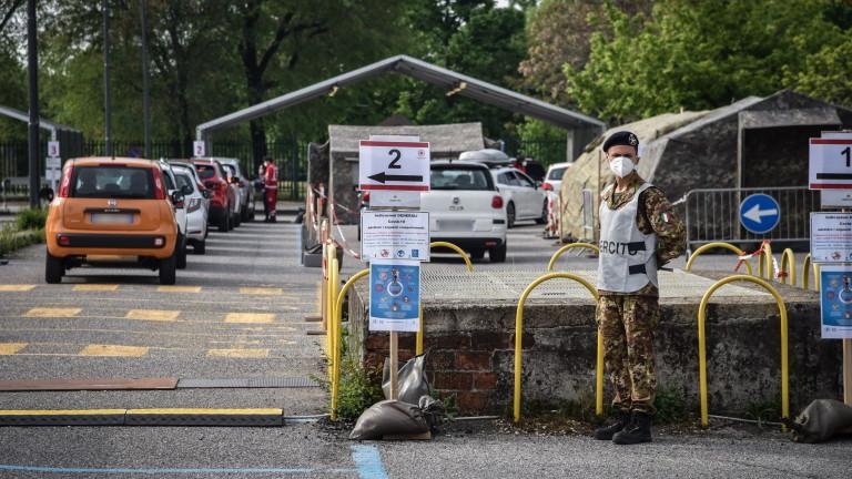 Италия облекчава коронавирус мерките