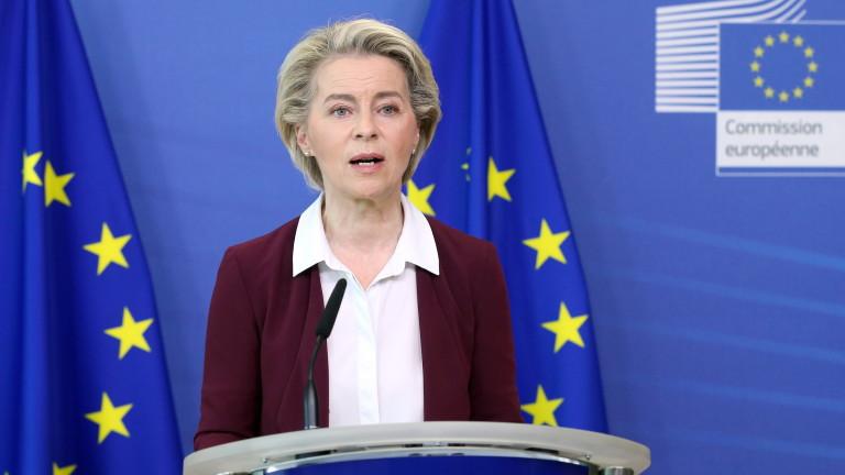 ЕС не признава талибаните
