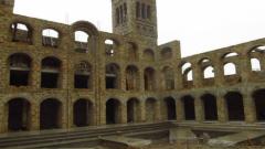 В Бесарабия строят копие на Голямата базилика в Плиска