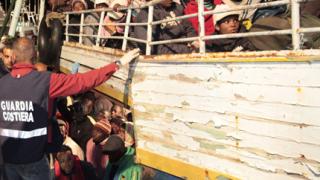 Италия – вход за нелегални имигранти към ЕС