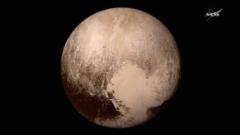 """New Horizons: Нови изненади и загадки от """"сърцето"""" на Плутон"""