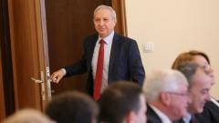 Герджиков благодари на министрите и ЦИК