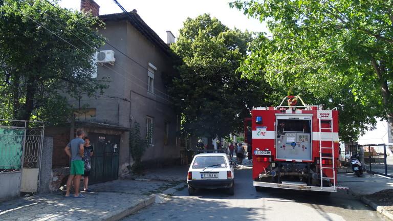 90-годишен мъж е загинал при пожар във вилата си в
