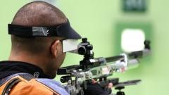 Китаец триумфира в Световната купа по спортна стрелба