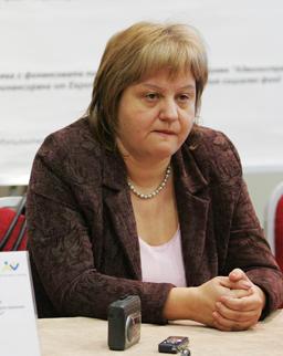 Борисов не прие оставката на шефката на НСИ