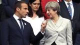 Макрон: Вратите на ЕС остават отворени за Великобритания