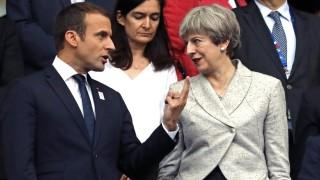 И Франция обвини Русия за химическата атака срещу Скрипал
