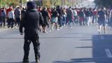Вечното дерби блокира част от столицата днес