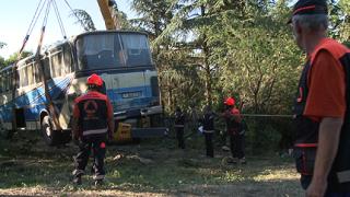 Възстановителна програма за полицаи, помагали при катастрофата край Ямбол