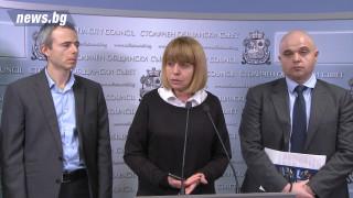 Фандъкова иска повече полиция и в кварталите на столицата
