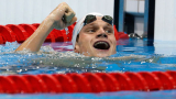 Яник Аниел постави световен рекорд на 400 метра свободен стил