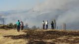 3000 декара изпепели горският пожар в Хасковско