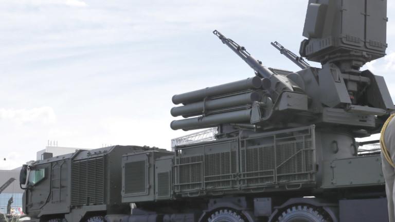 """Сърбия поръчва """"Панцир-С"""" от Русия"""