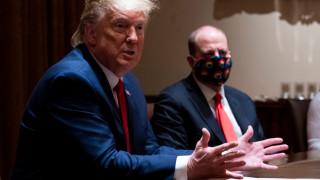 Тръмп обяви добри отношения със Си Дзинпин, но не иска да си говори с него