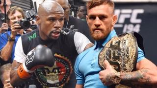 Босът на UFC с ново щедро предложение към Макгрегър и Мейуедър