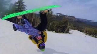 Опасен сноуборд?