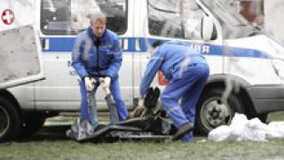 6-има загинаха при взрив в Ингушетия