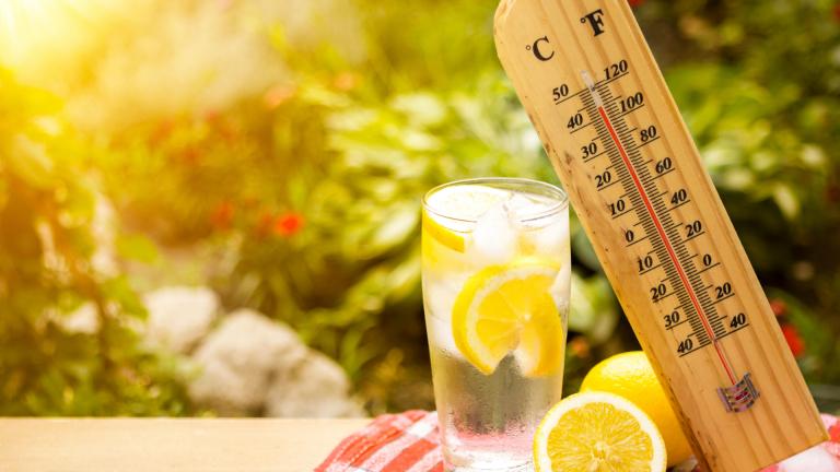 Код жълто за високи температури в 18 области в страната