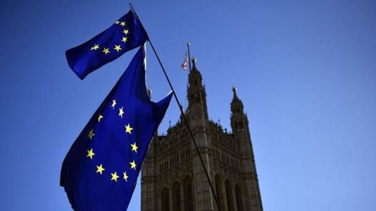 Великобритания спира свободното движение на граждани от ЕС 2021 г.