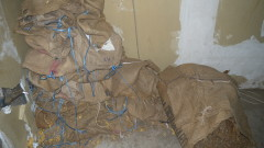 Иззеха 80 кг тютюн по време на спецакция в Русе