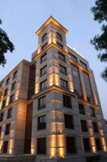 Нов луксозен бизнес хотел в София