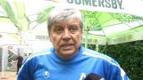 Емил Спасов пред ТОПСПОРТ: Делио Роси направи чудеса със защитата на Левски