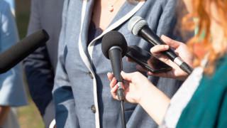 Рекорден брой журналисти хвърлени в затвора през 2020-а