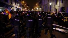 Протестите в Испания не стихват