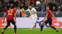 Франция обърна Испания и триумфира в Лига на нациите