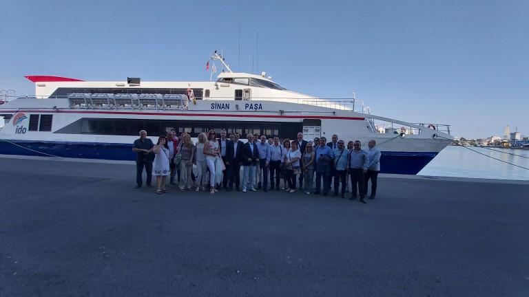 Пускат круизна линия от Бургас до Истанбул