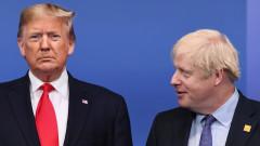 Джонсън не е предупреден за въздушния удар на САЩ в Ирак