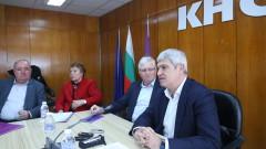 От КНСБ готвят 6 варианта на помощ за пенсионерите по време на пандемията