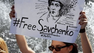 Савченко отново обяви суха гладна стачка