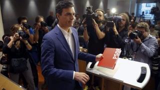 Бившият лидер на испанските социалисти подаде оставка като депутат