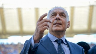 УЕФА наказва президента на Рома
