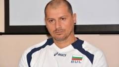 Николай Иванов: Тимът стои добре с Георги Сеганов