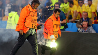 Грозен инцидент в кипърското първенство, има пострадало дете