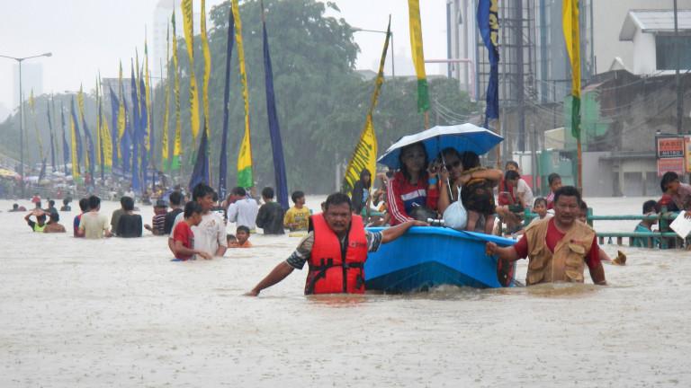 Защо Индонезия ще има нова столица