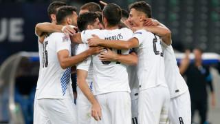 Гърция поведе класирането в групата си, Словения с равен актив с южните ни съседи