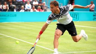 Днес са четвъртфиналите на ATP 500 в Лондон