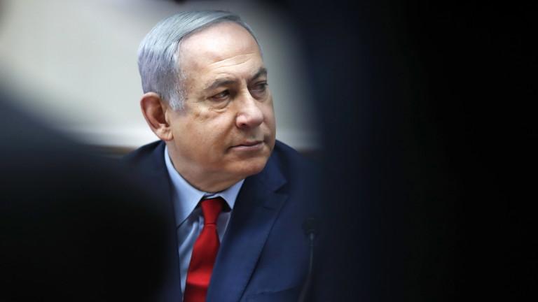 Израелският премиер Бенямин Нетаняху се оттегли официално от министерските постове,