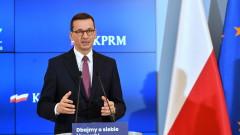 Полският премиер с отрицателен тест за коронавирус