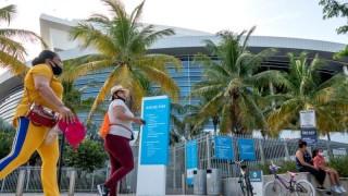 187 починали от COVID-19 във Флорида за ден