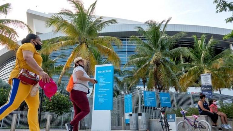 Броят на смъртните случаи, причинени от коронавирус във Флорида, скочи