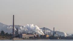 Китай стартира схема за търговия с въглеродни емисии