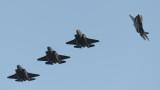 Турция получава изтребителите F-35