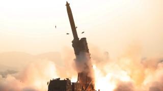 Нов ракетен тест в Северна Корея?