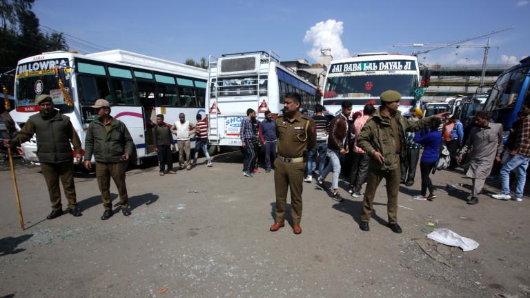 Един боец от базираните в Пакистан терористични групи е елиминиран