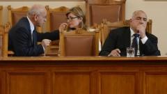 Борисов не видял нищо, трасирано от Радев в Русия